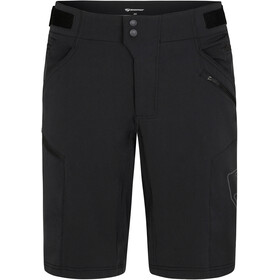Ziener Neonus X-Function Shorts Men, black